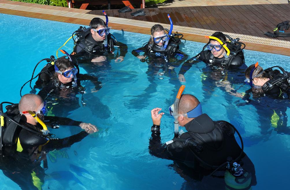 Open Water Diver Tenerife